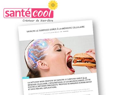 Consulter l'article sur la Méthode Meer dans le magazine Santé Cool