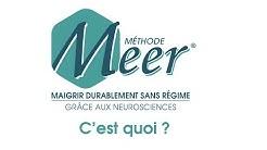 Voir la vidéo interview avec la fondatrice de la Méthode Meer